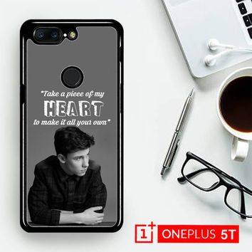Shawn Mendes Song Z4457  OnePLus 5T / One Plus 5T Case