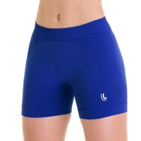 Lupo Attack Seamless Compression Running Shorts