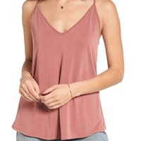 BP. Double V Swing Camisole | Nordstrom