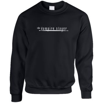 The Vampire Slayer Crewneck Sweatshirt