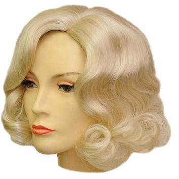 Marilyn Long Light Blonde