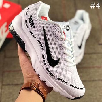 Nike Air Max 95 breathable and comfortable air cushion for men and women running shoes F-AA-SDDSL-KHZHXMKH #4