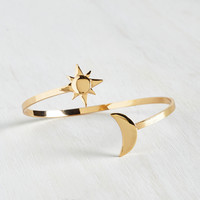 Astronomy and You Bracelet | Mod Retro Vintage Bracelets | ModCloth.com