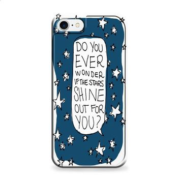 Ed Sheeran Autumn Leaves Lyric Cover 1 iPhone 6 | iPhone 6S case