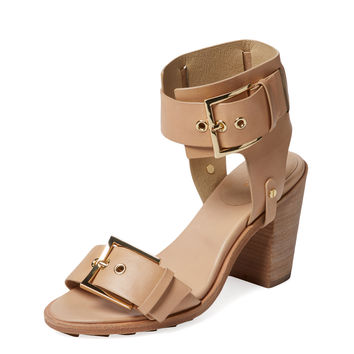 Reeve Double Buckle Sandal