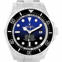 Rolex Sea-Dweller automatic-self-wind male Watch 116660 (Certified Pre-owned)