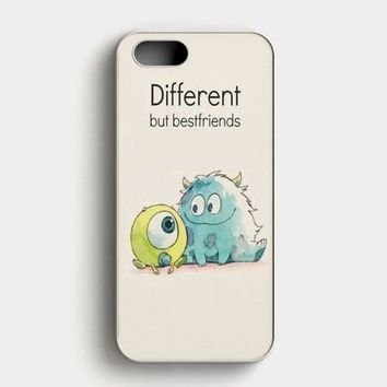 Monster Inc Best Friends iPhone SE Case
