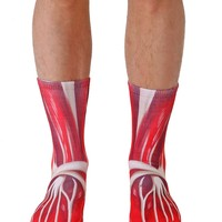 Muscle Crew Socks