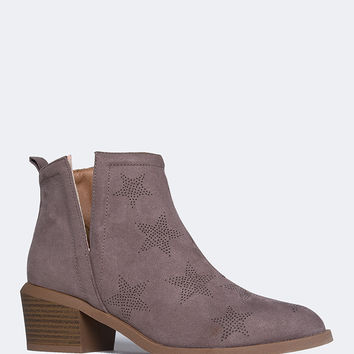 Ankle Chic Bootie