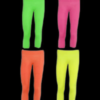 LEGS3993NO - Blacklight Reactive Tights