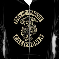 Sons of Anarchy Hoodie (Zipper)