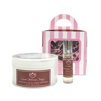 Coconut Buttercream Frosting Love Holiday Boxed Gift Set