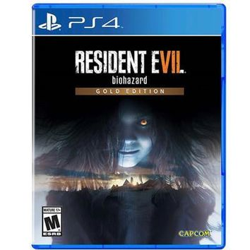 Residentevil 7 Biohzrd Gld Ps4