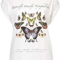 Butterfly Family Tee By Tee And Cake