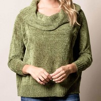 Heavenly Chenille Sweater