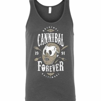Cannibal Forever Unisex Tank Top