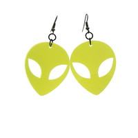 Alien Earrings | VidaKush