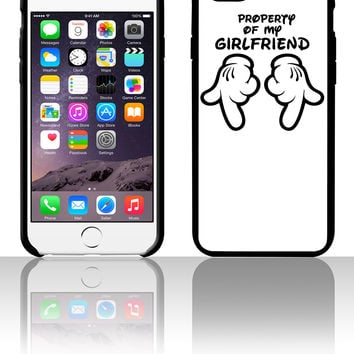 property of my girlfriend 5 5s 6 6plus phone cases