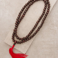Traditional Rosewood Mala