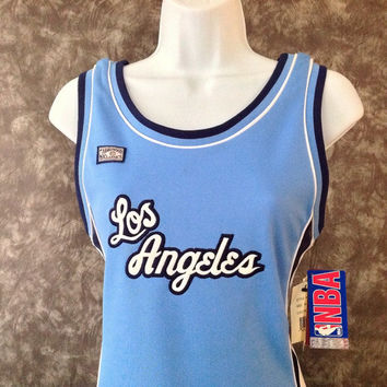 Los Angeles athletic dress / sports jersey tank