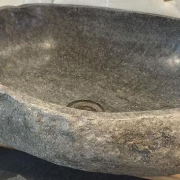 Small Stone Bathroom Sink