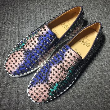 Christian Louboutin Cl Roller Boat Sneakers Reference 2 - Best Online Sale
