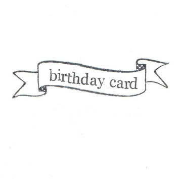 Birthday Card Meta Birthday Card Funny Sarcastic Ironic Hipster Quirky Weird Dry Humor For Her For Him
