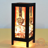 Giant Titan Table Lantern Bedroom Lighting Home Decorate Lamp Vintage House Furniture Decoration