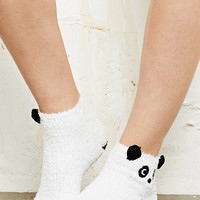 Cosy Panda Slipper Socks at Urban Outfitters