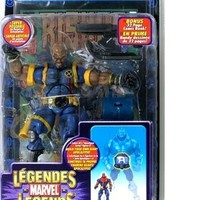 "Marvel Legends 6"" Figure: Bishop Bald Variant"