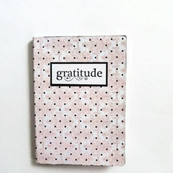 Gratitude Journal Notebook
