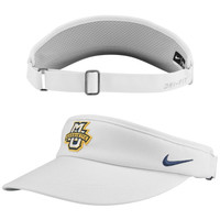 Marquette Golden Eagles Nike Sideline Dri-FIT Visor - White