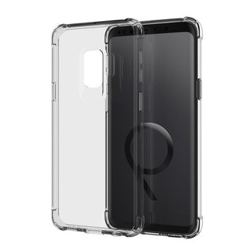 New Silicone Shockproof Protective Clear TPU Gel Skin Case Cover for Samsung Galaxy S9 S9+