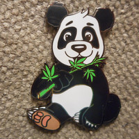 "One ""Leaf Eater"" Pin FREE SHIPPING"