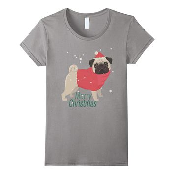 Pug Dogs Lover Christmas Ugly Sweater