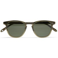 Garrett Leight California Optical - Brooks D-Frame Polarised Sunglasses | MR PORTER