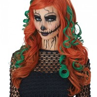 Root of All Evil Poison Ivy Inspired Wig