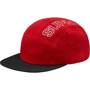 SUPREME Polartec® Camp Cap  - Red