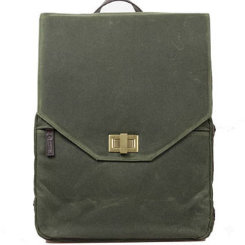 Bellbrook Backpack - Olive