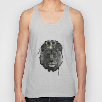 The Lion King Unisex Tank Top by Barruf