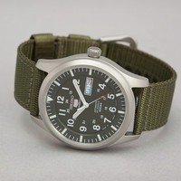 Seiko Made in Japan Military Watches