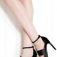 Black Faux Suede Ankle Strap Pointy Heels @ Cicihot Heel Shoes online store sales:Stiletto Heel Shoes,High Heel Pumps,Womens High Heel Shoes,Prom Shoes,Summer Shoes,Spring Shoes,Spool Heel,Womens Dress Shoes