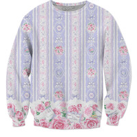 Pastel Wallpaper Sweater