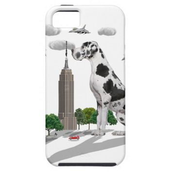 Great Dane iPhone SE/5/5s Case