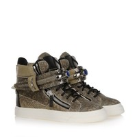 Sneakers Women - Sneakers Women on Giuseppe Zanotti Design Online Store @@NATION@@