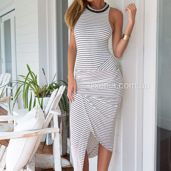 Burning Envy Maxi Dress