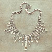 Pree Brulee - Crystal Princess Necklace - Made in NYC