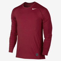 The Nike Pro Cool Men's Long Sleeve Training Top.