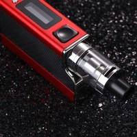 80W Tank Vape Electronic E Pen Starter Cigarette Kit Tank LED Display w/ Battery
