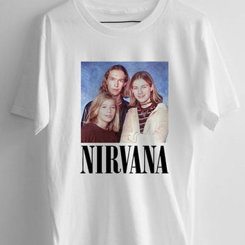 Nirvana Hanson T-shirt Men, women and Youth